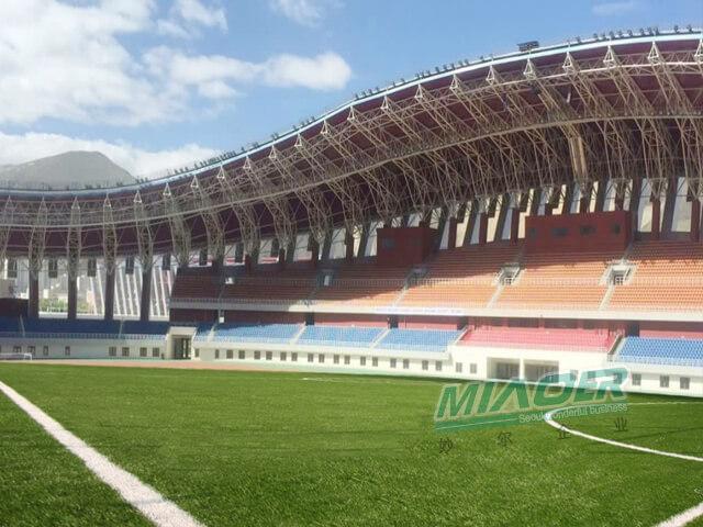 人工草坪足球场